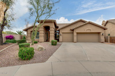 Phoenix Single Family Home For Sale: 4515 E Paso Trail