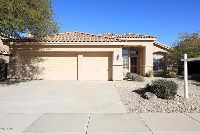 Single Family Home For Sale: 4632 E Via Montoya Drive
