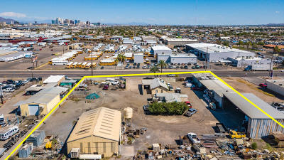 Commercial For Sale: 1018 S 27th Avenue