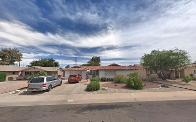 Scottsdale Single Family Home For Sale: 6425 E Cambridge Avenue E