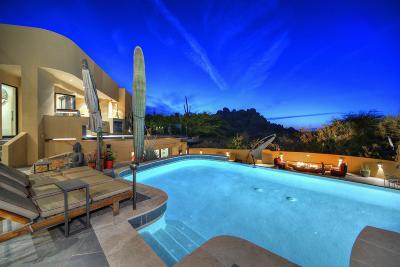 Scottsdale Single Family Home For Sale: 10620 E Blue Sky Drive