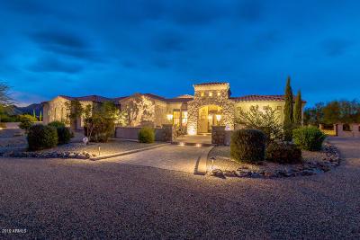 Casa Grande Single Family Home For Sale: 11615 N Hazeldine Road