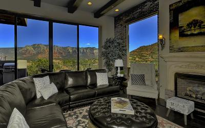 Sedona Single Family Home For Sale: 222 Calle Diamante