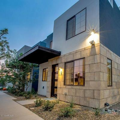 Phoenix Condo/Townhouse For Sale: 2825 N 42nd Street #12