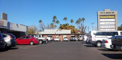 Mesa Commercial Lease For Lease: 144 S Mesa Drive #E