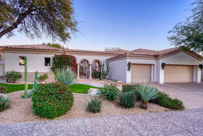Grayhawk Single Family Home For Sale: 20749 N 83rd Place