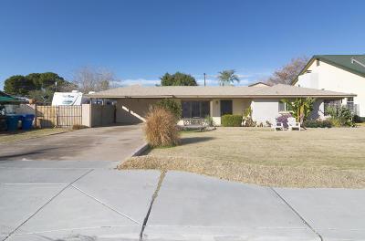 Phoenix Single Family Home For Sale: 3820 N 22nd Street