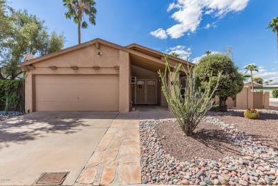 Scottsdale Single Family Home For Sale: 1830 N 87th Terrace
