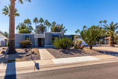 Scottsdale Single Family Home For Sale: 5323 E Hillery Drive