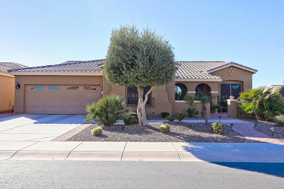 Maricopa Single Family Home For Sale: 19834 N Heron Court