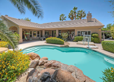 Paradise Valley Single Family Home For Sale: 7168 E Caron Drive
