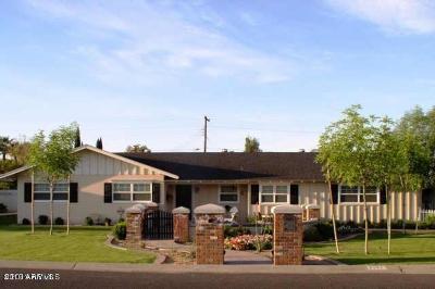 Phoenix Single Family Home For Sale: 2101 E Montebello Avenue