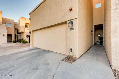 Gilbert Condo/Townhouse For Sale: 1402 W Coral Reef Drive