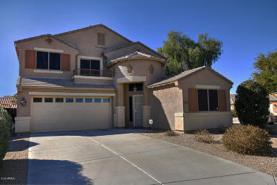 Phoenix Single Family Home For Sale: 24734 N 29th Place