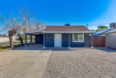 Phoenix Single Family Home For Sale: 2345 N 29th Street