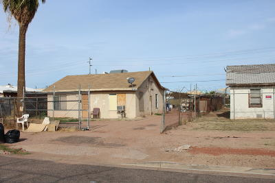 Phoenix Single Family Home For Sale: 2518 E Madison Street