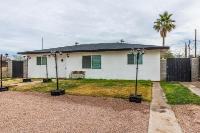 Phoenix Single Family Home For Sale: 4029 S 17th Street