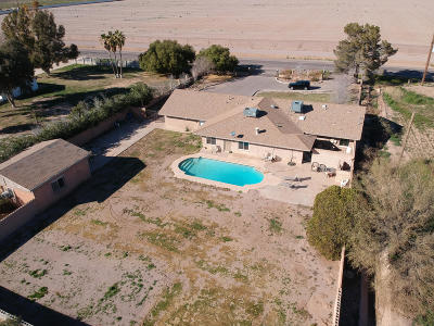 Casa Grande Single Family Home For Sale: 1109 W Peters Road