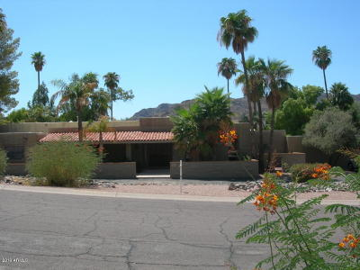 Paradise Valley Single Family Home For Sale: 7702 N Las Brisas Lane