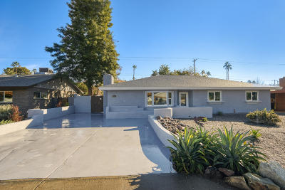 Phoenix Single Family Home For Sale: 5229 N 18th Place