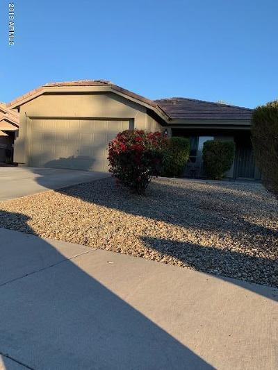 Goodyear Rental For Rent: 15888 W Anasazi Street