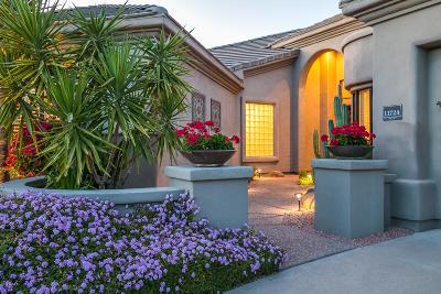 Scottsdale Single Family Home For Sale: 11724 E Del Timbre Drive