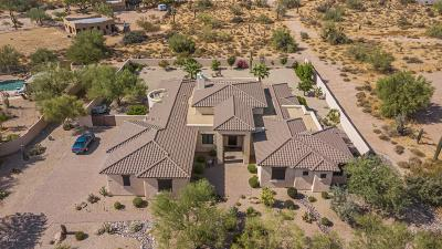 Single Family Home For Sale: 6696 E Red Bird Road