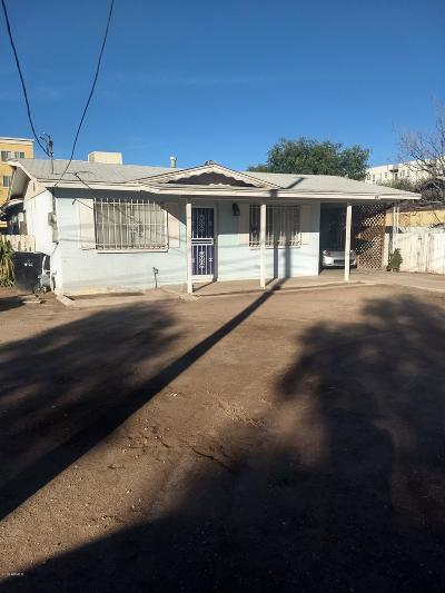 Tempe Single Family Home For Sale: 418 W 7th Street