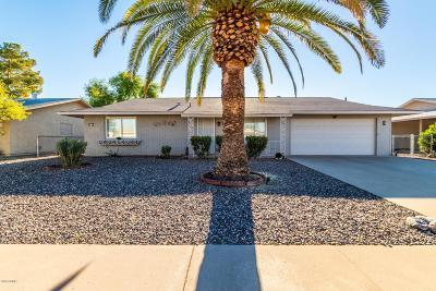 Sun City Single Family Home For Sale: 9725 W Hassayampa Drive