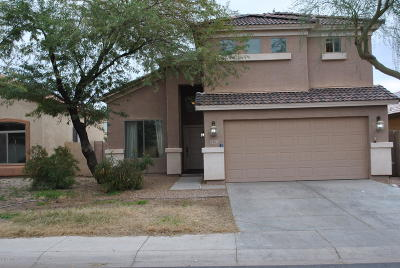 Maricopa Single Family Home For Sale: 45733 W Windmill Drive