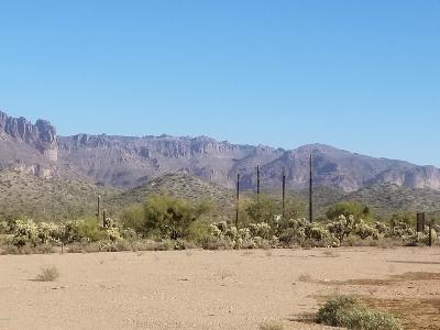 Gold Canyon Residential Lots & Land For Sale: 15205 E Peralta Road
