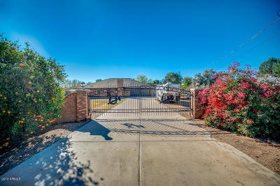 Mesa Single Family Home For Sale: 735 E Lehi Road