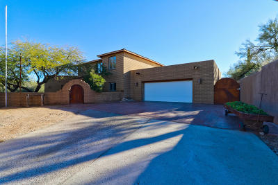 Fort Mcdowell Single Family Home For Sale: 14402 N Lost Tank Trail