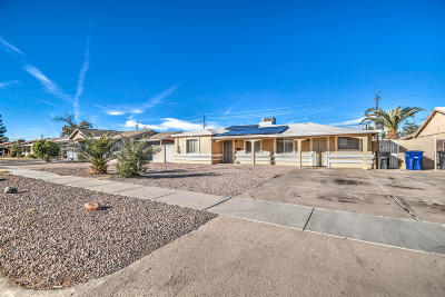 Chandler Single Family Home For Sale: 112 W Oakland Street
