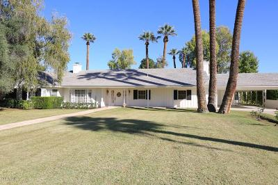 Phoenix Single Family Home For Sale: 7105 N Wilder Road