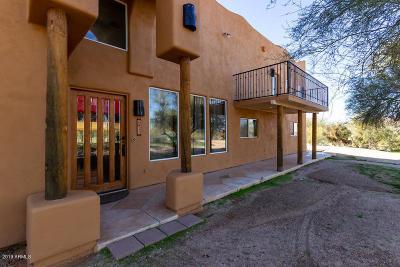 Cave Creek Single Family Home For Sale: 6431 E Barwick Drive