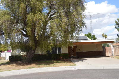 Phoenix Single Family Home For Sale: 6225 N 20th Lane