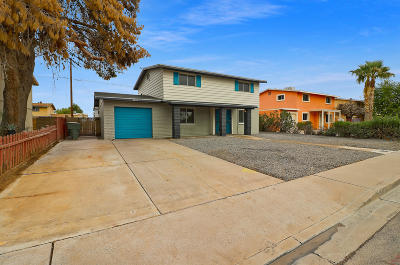 Phoenix Single Family Home For Sale: 8224 W Osborn Road