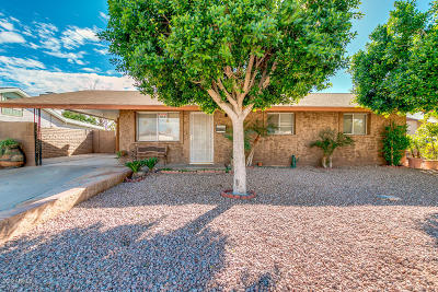 Tempe Single Family Home For Sale: 1237 W La Jolla Drive