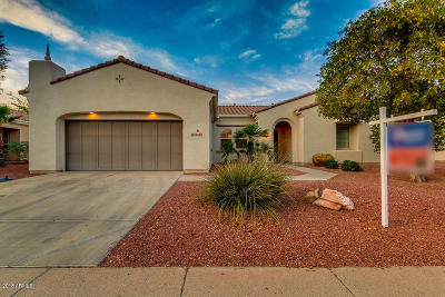Sun City West Single Family Home For Sale: 12904 W La Vina Drive
