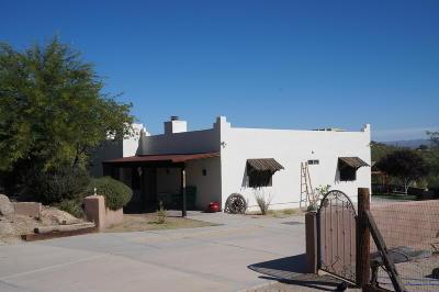 Wickenburg Single Family Home For Sale: 1595 W Homestead Drive