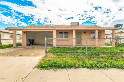 Avondale Single Family Home For Sale: 11037 W Mohave Street