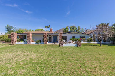 Phoenix Single Family Home For Sale: 4602 E Lafayette Boulevard
