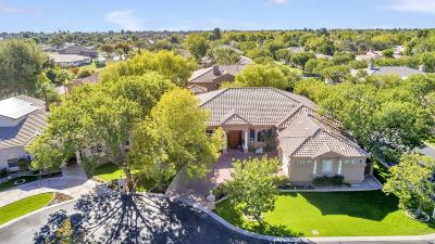 Tempe Single Family Home For Sale: 8291 S Homestead Lane
