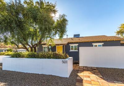 Phoenix Single Family Home For Sale: 501 W Encanto Boulevard