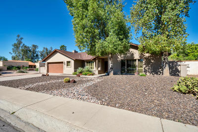 Scottsdale Single Family Home For Sale: 10406 N 82nd Street