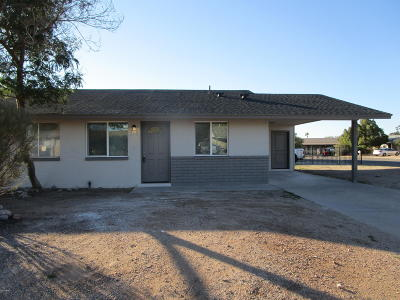 Apache Junction Multi Family Home For Sale: 1008 Mara Drive