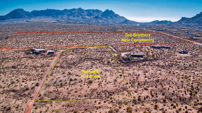 Scottsdale Residential Lots & Land For Sale: 119xx E Red Bird Road