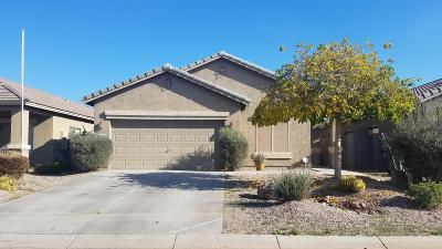 San Tan Valley Single Family Home For Sale: 36085 N Mirandesa Drive