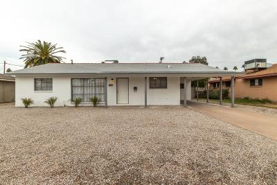 Phoenix Single Family Home For Sale: 3332 W College Drive